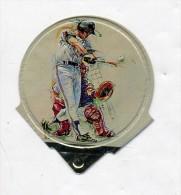 opercule de creme sport baseball