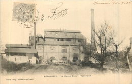 MEGECOSTE  LE GRAND FOUR VERRERIES - France
