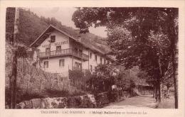 Alte AK   TALLOIRES /H.-Sav.  - L´Hotel Bellerive En Bordure Du Lac - Ca. 1920 - Talloires