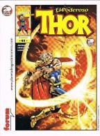 10148. Postal Comic FORUM, El Poderoso THOR, Marvel Cmics - Cómics