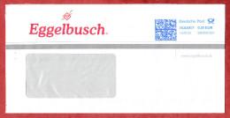 Brief, Eggelbusch Harsewinkel, FRANKIT Francotyp-Postalia 3D030.., Ohne Werbeklischee, 55 C, 2008 (59673) - Covers & Documents