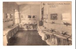 West Malle  Sanatorium Lizzie Marsyli Les Lavabos ( Ern. Thill Bruxelles/nels - Belgique