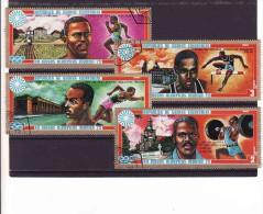 Guinée Equatoriale, XX Juegos Olympic Games Munich 1972,.......obliteres - Äquatorial-Guinea