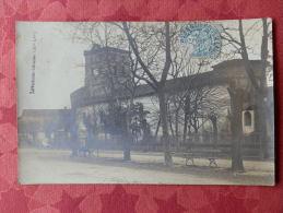 CP Photo , LAVERNOSE-LACASSE , Eglise (071) - Autres Communes