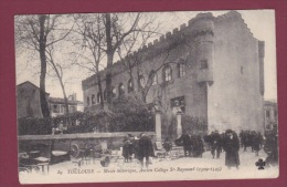 31 - 280914 - TOULOUSE - Musée Historique Ancien Collège St Raymond - Puce Brocante Marché - Toulouse