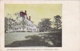 Ohio Cleveland Rockefeller Residence Forest Hill East