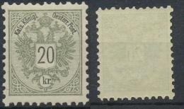 NB N� 44, 20k gris