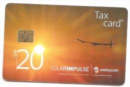 SWITZERLAND / SUISSE - Solar Impulse - CHF 20