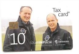 SWITZERLAND / SUISSE - Solar Impulse - CHF 10