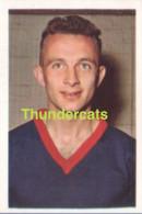 60 DEFRAIGNE LAMBERT F.C. LUIK ** 1960´S IMAGE CHROMO FOOTBALL **  60´S  TRADING CARD ** VOETBAL KAARTJE - Trading Cards