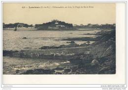 Lancieux Debarcadère Au Loin La Plage De Saint-briac Cpa Bon Etat - France