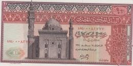 EGYPTE 10 Pounds 1974 P46 UNC - Egypte