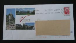 Pont Bridge Volonne 04 PAP Postal Stationery 2317 - Bruggen