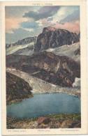 Slovakia 1921. Tatry Stit Zeleno Jazero Zoldto-csucs - Slovakia