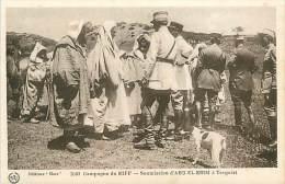 Réf : M-14-2239 : Campagne Du Riff Soumission D'Abd El Krim à Targuist - Morocco
