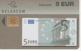 Belgique - Billet de 5 Euro - N� 144 - EJ