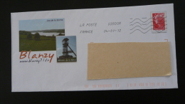 mine mining Blanzy 71 Saone et Loire PAP postal stationery 2603