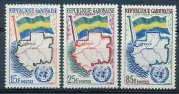 N° 150/52, 150 *, Admission Aux Nations Unies, ONU - Gabon