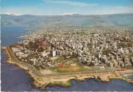 liban,lebanon,vue a�rienne quartier du phare � beirut,beyrouth,new quartier,rare,asie