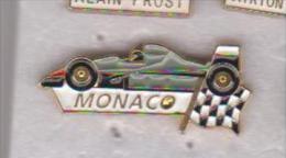 Pin's F1 GRAND PRIX DE MONACO - F1