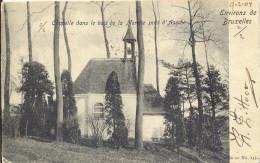 ASSE 1904    ENVIRONS DE BRUXELLES    CHAPELLE DANS LE BOIS DE LA MORETTE PRES D� ASSCHE  NELS SERIE 11 N� 155