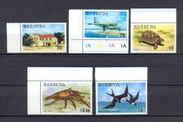 Barbuda 1974 - Local Motifs - Antigua Et Barbuda (1981-...)
