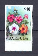 Barbuda 1975 - Hibiscus - Antigua Et Barbuda (1981-...)