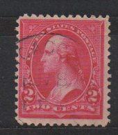 N598.-. USA / ESTADOS UNIDOS.-.1894. -. SC# : 252. TYPE III.-. USED .-. WASHINGTON .-. CAT VAL US$ 14.00 - Used Stamps