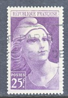 FRANCE  554   (o) - Used Stamps