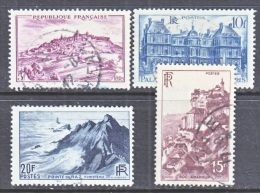 FRANCE  568-71   (o) - Used Stamps