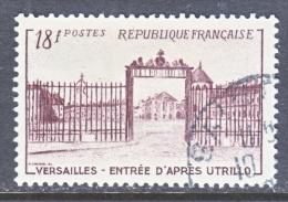 FRANCE  686   (o)  VERSAILLES  GATE - France