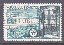 FRANCE  838   (o)   BORDEAUX - Used Stamps