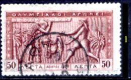 Grecia-F0022 - 1906 - Y&T: N.174 - Uno Solo - A Scelta - 1906 Deuxième Jeux Olympiques