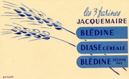 -  BUVARD Farines JACQUEMAIRE - 681 - Alimentaire