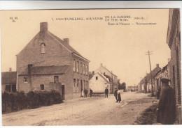 Oostduinkerke Route De Nieuport, Nieuwpoortstraat (pk13942) - Oostduinkerke