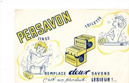 -  BUVARD Persavon Lesieur - 686 - Parfums & Beauté