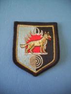 INSIGNE D'EPAULE / GENDARMERIE NATIONALE / 6 - Police & Gendarmerie