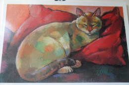 Carte Double Cat - Unclassified