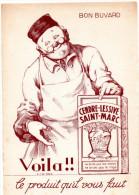 -  BUVARD  Lessive SAINT-MARC - 697 - Produits Ménagers