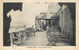 76 MESNIL-VAL - La Terrasse Du Casino - Mesnil-Val
