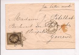 Ballon mont� Garibaldi de Paris � Gen�ve Suisse