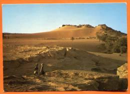 TCHAD - BET - Dunes de Faya