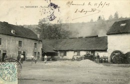 SAUCOURT - CHAUMONT - COURT DE LA FORGE - France