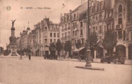 51 REIMS PLACE D'ERLON PAS CIRCULEE - Reims
