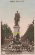 CPA PHOTO BEVERLOO MONUMENT CHAZALE  ** BEVERLOO CHAZAL MONUMENT - Leopoldsburg (Camp De Beverloo)