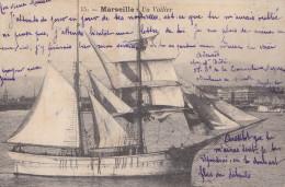 MARSEILLE UN VOILIER (dil42) - Voiliers