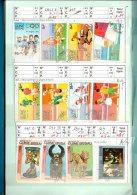 Carnet: BECHUANALAND,BASUTAULAND, KATANGA,BURUNDI,TOGO,GUIN ÉE BISSAU - Cote 152,80  € - Stamps