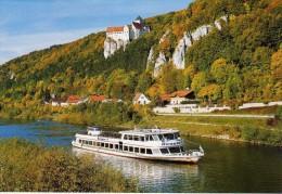 03306 - Motorschiff RENATE Beim Schloss Prunn Auf Der Main-Donau-Kanal - Autres