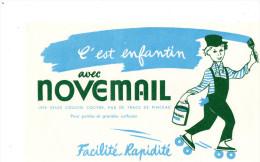 -  BUVARD  NOVEMAIL - 709 - Produits Ménagers