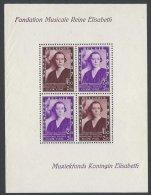 BELGIQUE - Bloc Ysaye De 1937 Neuf TB - Blocs 1924-1960